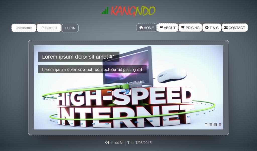 Mikrotik speed test server